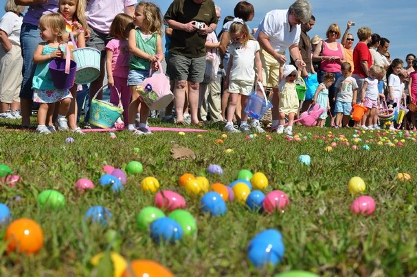 easte egg hunt